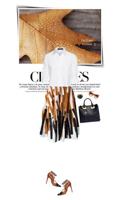 """""""Fall tones"""" by sophiek82 ❤ liked on Polyvore featuring Steffen Schraut, Marni, Daniele Michetti, Sophie Hulme and STELLA McCARTNEY"""