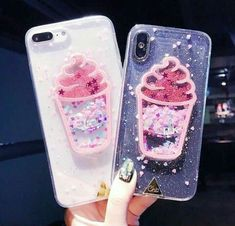 Lack fashion bling glitter phone cases for iphone 6 case fashion diy cartoo Smartphone Iphone, Iphone Phone Cases, Phone Covers, Kawaii Phone Case, Diy Phone Case, Cute Cases, Cute Phone Cases, Disney Cases, Accessoires Iphone