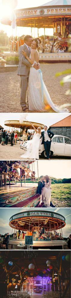 Five fabulous funfair wedding venues - Preston Court