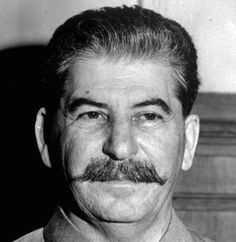 Stalin was the new leader of Russia during WW2.