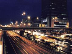 Jakarta in The Night