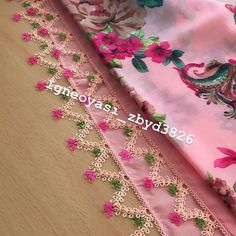 #igneoyasi - Instagram photos and videos | WEBSTAGRAM Silk Ribbon Embroidery, Embroidery Art, Needle Lace, Lace Making, Baby Knitting Patterns, Jewelry Crafts, Tatting, Needlework, Diy And Crafts