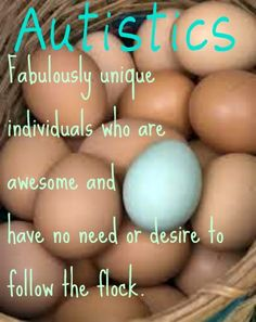 April is Autism Awareness month and I am VERY aware.