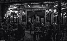 Farouk Cafe, Alexandria, Egypt