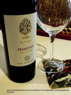 Vino de La Puglia