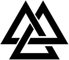 O Valknut é um símbolo nórdico da morte que teria a capacidade de acelerar a passagem dos mortos para a vida eterna.  Trata-se de um dos símbolos mais importantes da mitologia nórdica. Encontrado por arqueólogos em ruínas que remontam à época dos vikings - séculos VIII a XI - é conhecido também como nó dos enforcados ou nó dos escolhidos.  Formado por três triângulos entrelaçados, a palavra valknut em norueguês significa nó dos que caíram em batalha, de modo que está relacionado com o culto…