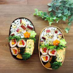 インスタグラムで見つけた!食欲の秋に食べたい、写真映えお弁当 | 06kotori_0108さん | 77599