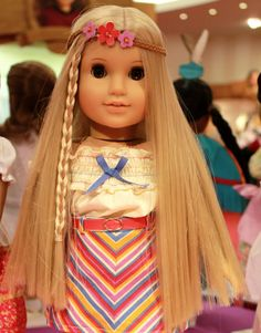 Julie  American Girl Doll #american girl
