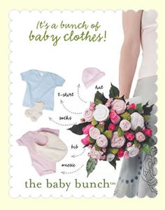 Great baby shower gift idea!