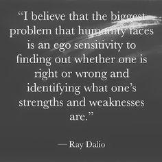 Great #quotesaboutlife #raydalio #wisdom #quotestoliveby #quotesofinstagram #quotesandsayings #quoteoftheday #income