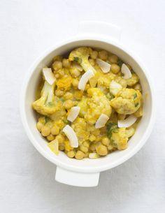 Chana Masala, Pasta Recipes, Curry, Marie Claire, Ethnic Recipes, Food, Midi, Recipes, Cooking Recipes