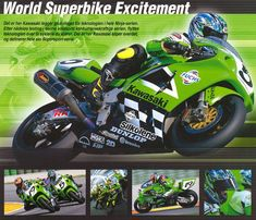 Kawasaki Zx7r, Kawasaki Ninja, Kawasaki Motorcycles, Meanie, Bike, Freedom, Green, Motorbikes, Bicycle