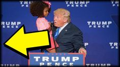MOMENTS AFTER LITTLE GIRL WALKED ON STAGE, TRUMP DID SOMETHING THAT MADE AMERICA CHEER! - YouTube