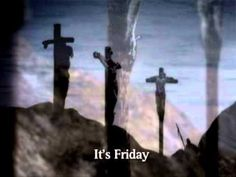 Resurrection Day/Easter ~ It's Friday.but Sunday is coming! Thank You Jesus. I am eternally grateful. Christian Music, Christian Life, Christian Easter, Sundays Coming, Crucifixion Of Jesus, Jesus Resurrection, Good Friday, Friday Video, He Is Risen