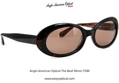 Anglo American Optical The Beat 56mm TOBI Beats, Sunglasses, American, Sunnies, Shades, Eyeglasses, Glasses