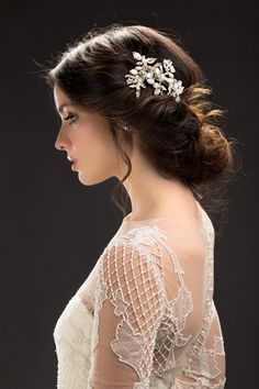South Tampa Bridal boutique providing a unique & personalized shopping experience and offering the perfect wedding dress for every bride. Wedding Hair Half, Wedding Girl, Wedding Hair And Makeup, Wedding Beauty, Wedding Looks, Bridal Makeup, Hair Makeup, Plus Size Wedding Gowns, Wedding Dresses