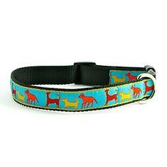Isabella Cane Dog Party Dog Collar - Large at HSN.com. $26-$34