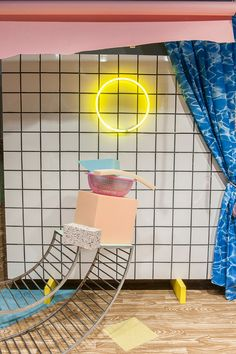 Anna Lomax for Selfridges Bright Young Things 2013 annalomax.com
