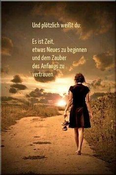 Nutze das Gesetz des Anfangs und gestalte den Zauber deines Neubeginns. Ja, du kannst das. #Neues #Anfang #Zeit