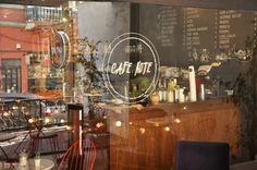 Cihangir'de Sadelik ve Rahatlık: Cafe Note - Gitmeliyim.com