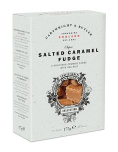 Cartwright & Butler Salted Caramel Fudge