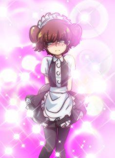 Lynn As A Maid