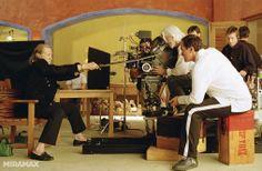 KILL BILL, VOL. 2 (2004) Behind the scenes