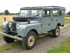 1958 SERIES I 107in