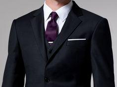 Indochino Essential Three-Piece Suit