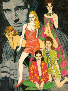 psychedelic 60's illustration - Google Search