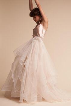 Laurel Cami Top & Effie Skirt | BHLDN