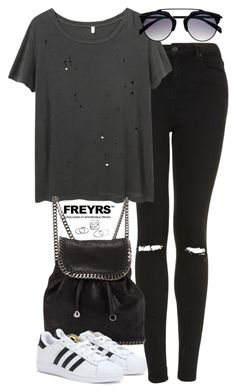 """Untitled #4647"" by eleanorsclosettt ❤ liked on Polyvore"