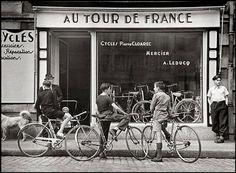 Robert Capa, Tour de France 1939.