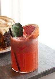 Pink Grapefruit Gin  Tonic