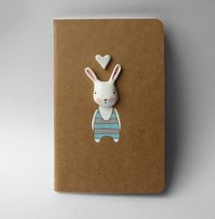 nice guest book / photo album for a special easter party