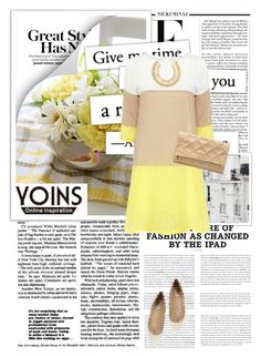 """Yoins 32"" by emina-turic ❤ liked on Polyvore featuring Nicki Minaj, Valentino and yoins"