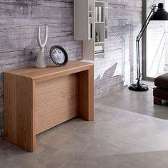 Sideboard table / contemporary / in wood / extending GOLIETTA T024 by Studio Ozeta OZZIO ITALIA