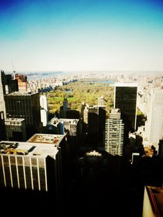 New York! Not my photo but my edit