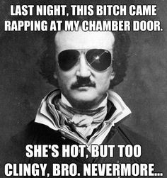 Hipster Poe