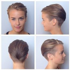 Stylish Short Hairstyles for Fine Hair 2015