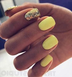 Hottest Nail Designs Ideas for Girls in Love Neon Nails, Yellow Nails, Pink Nails, Fabulous Nails, Gorgeous Nails, Cute Nails, Pretty Nails, Hot Nail Designs, Best Acrylic Nails