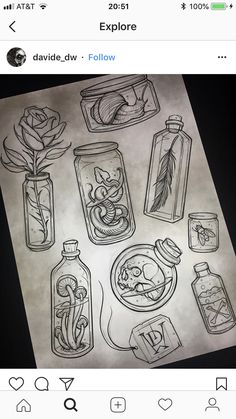 Idea: heart in a jar with a brain sitting on top of the lid and tentacles wrapped tightly around the container. Heart is straining against the sides of the glass trying to break free.
