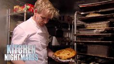 Gordon checks out the kitchen in Chappy's, and points get hold of a little heated once he tells the owner specifically just what is wrong along with him. Lunch Menu, Dinner Menu, Steak And Lobster, Meat Store, Kitchen Nightmares, Chef Gordon Ramsay, Fried Green Tomatoes, Baking Company, New Menu