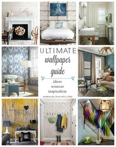 27 Reasons You Should Be Using Wallpaper