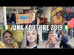 Junk Kouture Grand Final 2019 Behind The Scenes Video Link, All Video, Copyright Music, I School, I Hope You, Behind The Scenes, Things To Think About, Ireland, Songs