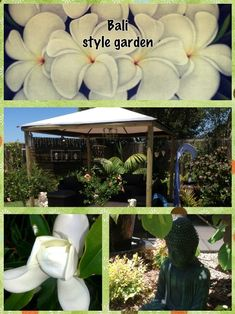 Tips to show you how to create a Balinese garden in your backyard