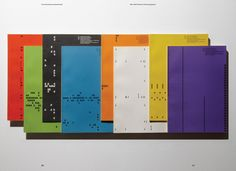 30 Years of Swiss Typographic Discourse in the Typographische Monatsblätter TM RSI SGM 1960-90 | Lars Müller Publishers