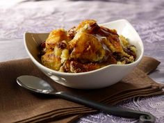 They say Bread pudding is making a comeback, we say it never left.