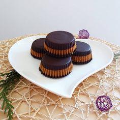 Chocolate peanut butter cups à la Reese's ~ Andy's diary - blog o všem, co mě baví a naplňuje