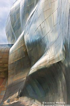 EMP Museum Exterior V - http://andrewprokos.com/ #Architecture - ☮k☮